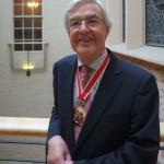 Canon Dr Geoffrey Purves